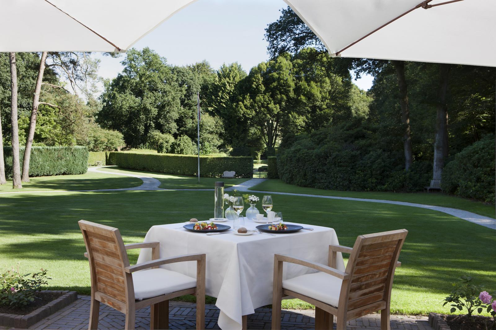 Hotel Landgoed Het Roode Koper - Bon culinaire lunch